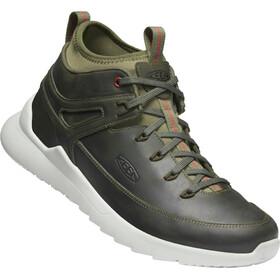Keen Highland Sneaker Scarpe Uomo, verde oliva